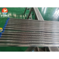 Buy cheap ASTM A249 / ASME SA249 TP321 Stainless Steel Welded Tube ,Cooling , Heat from wholesalers