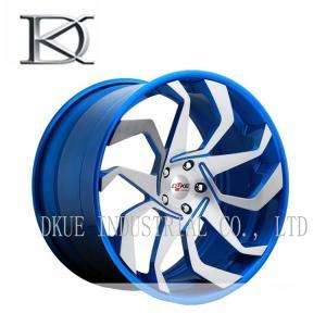 Best Sports Car Racing Wheels Alloy Rims , Custom 4X4 Off Road Wheels wholesale
