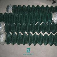 China Welded Barbed Wire Mesh Fence Rolls Outer Pvc Coated Galvanized treatment on sale