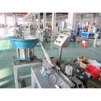 Best Bottle End Cap Assembly Machine Automatic Put Liner Safe Ring 60 - 100 /Min wholesale