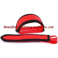 China Cycling Bike Anti-slip hook loop Fixed BicyclePedals Toe Clips Straps on sale