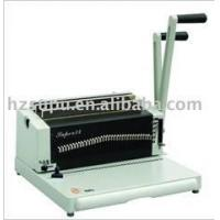 China double wire binding machine SUPER34 on sale