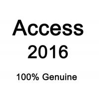 China MS Office License Code Access Operating System 2016 Full Version Only Access Software on sale