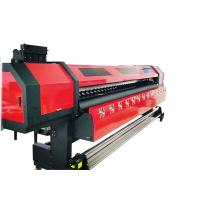 Best Eco-solvent Printing Machine With DX5 DX7 Printhead Indoor And Outdoor Advertising wholesale