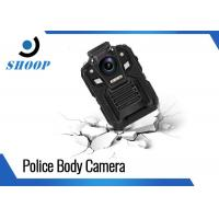 Best Portable Police Wearing Body Cameras , High Resolution Police Wearable Camera wholesale