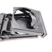 China ISO 9001 Certification Car Parts Mold Black Front Dash Cup Holder +/ - 0.005 mm Tolerance on sale