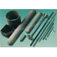 Best Thermocouple Components Nitride Bonded Silicon Carbide NSiC Thermocouple Protection Tube wholesale