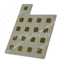 China Rogers3003 High Frequency Rogers PCB Microwave Printed Circuit Board 1.6MM on sale