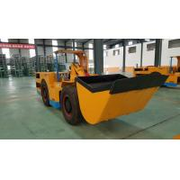 Optional underground load haul dump machine scooptram loader with hydrostatic drive system and high provern reliability