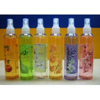 Best 236ML customed refreshing body spray mist with lightly fragranced, floral bouquet wholesale
