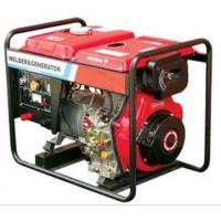 China 4KW 170A Diesel Welding Generator Set with Portable Generator on sale