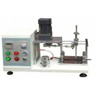 Best Wire And Cable Scratch Resistance Testing Machine Contains A Device For Scraping The Insulating Surface wholesale