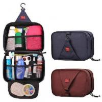 China Mens Womens Large Portable Travelling Toiletries Toilet Bags Kits Totes on sale