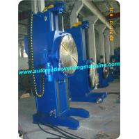 China Automatic Head and Tail type Elevating and Rotating Pipe Welding Positioners on sale
