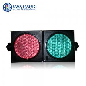 Best HighBrightness 100mm Traffic Light , Dust Resistantance LED Traffic Signal Lights wholesale