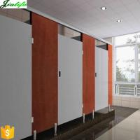 Best Toilet stall partition plain color in Guangzhou China wholesale