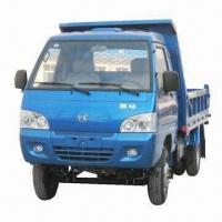 Best Gasoline Engine Dump Truck with Right Hand Drive and Isuzu/Nissan Technology wholesale