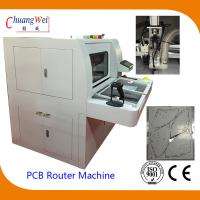 Buy cheap FR1 FR4 MCPCB 0.5-3.5mm PCB Router Machine With KAVO Spindle 60000RPM from wholesalers
