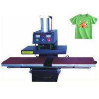 China Automatic Pneumatic Double Stations Heat Transfer Printing Machine (CY-E1) on sale