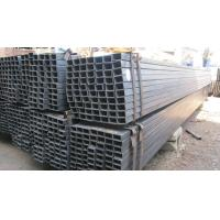 China BS1387 ERW Galvanized Black Steel Pipe , Welded Pipe for Construction on sale