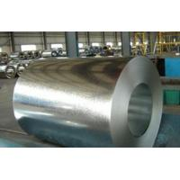 Cheap 0.60mm Hot Dipped Galvanized Steel Coils / Sheet / Roll GI For Corrugated Roofing for sale