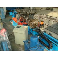 China AC380 , 50HZ Customed Rolling Shutter Forming Machine with 12 Roller Stations on sale