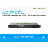 Buy cheap 364 Onu Fiber To The Home Equipment Standalone Type 2-PON OLT Optical Line Terminal product