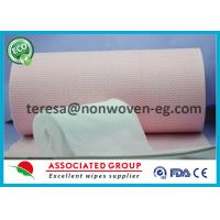 Best Antibacterial Disposable Dry Wipes Cleaning 2 Rolls Per Pack For Hospital wholesale