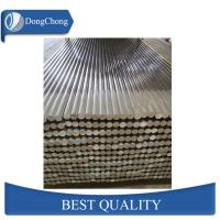 China Round / Square Solid Extruded Bar T6 T651 6061 Aluminum For Aircraft Construction on sale