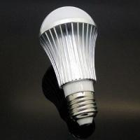 Buy cheap 5W E27 LED Bulb with 2,700 to 7,000K Color Temperatures and 50,000-hour Lifespan from wholesalers
