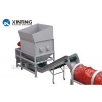 China PET Beverage Bottle Plastic Washing Recycling Machine, Plastic Recycling Line on sale
