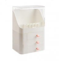 China Injection molded boxes PP PC plastic cosmetic packaging box injection tooling manufacture on sale