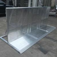 Best Outdoor Stage Barriers Aluminum Security For Large Scale Concert wholesale