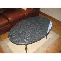 Best GIGA volga blue granite dining table wholesale