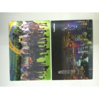 Best Full Color Printing 0.6 MM PET 3d Lenticular Card With Pearlised Film wholesale
