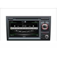 Best Touch screen car dvd player for Audi A4 with gps navigation system wholesale