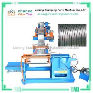 Metal Adjustment Building Ppgi Materials 3mm Coil Slitting Line