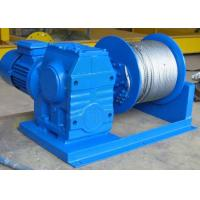 Best Heavy Duty Variable Speed Electric Rope Construction Winch Manufacturer wholesale