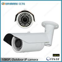 Best CMOS Outdoor HD Night Vision IP Camera 2.8-12mm Varifocal Lens wholesale