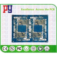 China print circuit board pcb design and pcb assembly blue oil Multilayer PCB Board on sale