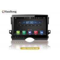 Best Toyota Reiz 2012 Vehicle Dvd Player 12V Quad-Cortex- A9 1.5Ghz , Android Car Head Unit wholesale
