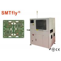 Best 0.1mm Precision Position Inline PCB Router Machine For Cutting PCB Separation SMTfly-F05 wholesale