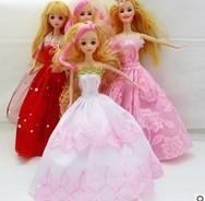Best Single OPP bag packing Bobbi doll, hollow Bobbi paperback Princess Bobbi wholesale
