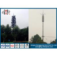 Buy cheap Disguised Pine Tree Telecommunication Towers Inner Climbing Ladder from wholesalers
