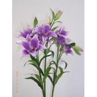 China Real Touch Lily Flower on sale