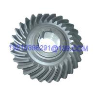 China Forging Cast Steel Or Brass Spiral Bevel Gear Shaft / Planetary Gear on sale