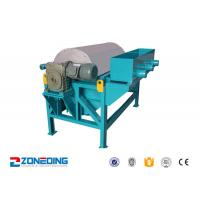 China Iron Ore Dressing Equipment / Wet Drum Magnetic Separator For Coal , Cement on sale