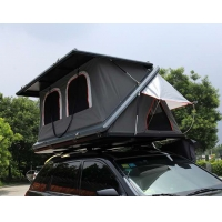 Best Half Automatic Z Shaped Hard Shell Roof Top Tent wholesale