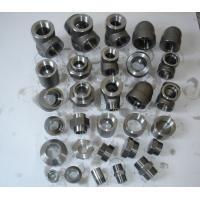 "Best Stainless Steel Forged Fittings Nickel Alloy Carbon Steel forged fitting NPT 1"" 3000# A182 / A105 B16.11 wholesale"