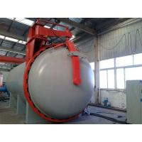 Cheap 0.6x0.8M Electric Heating Carbon Fiber Autoclave Small Composite Autoclave With for sale